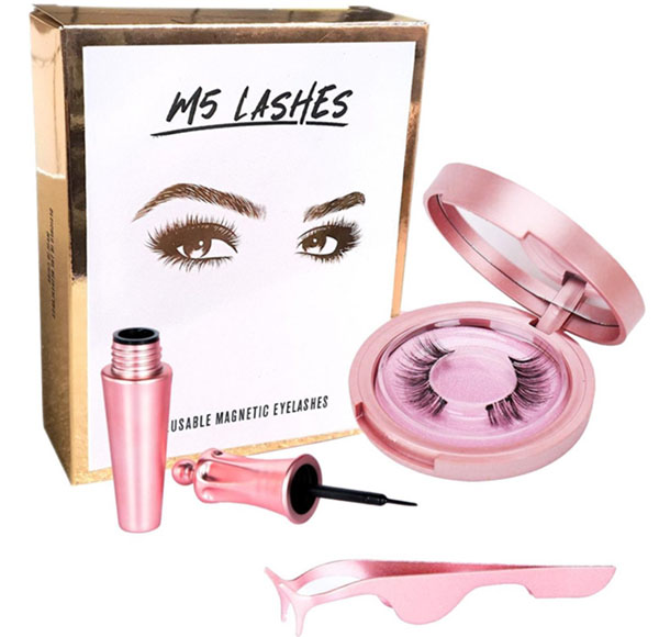 M5 Lashes Herbruikbare Magnetische Nepwimpers