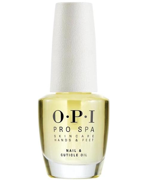 O P I Pro Spa Manicure