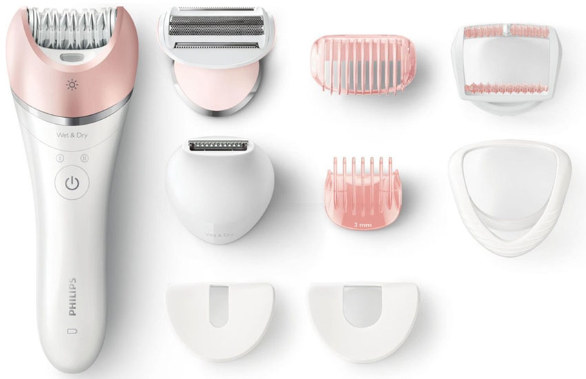 Philips Epilator Wet Dry